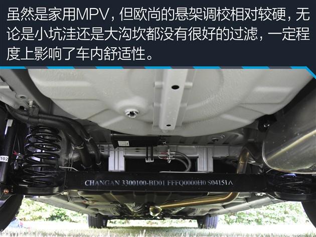 枣庄长安欢迎您试驾长安全新mpv-欧尚!图片