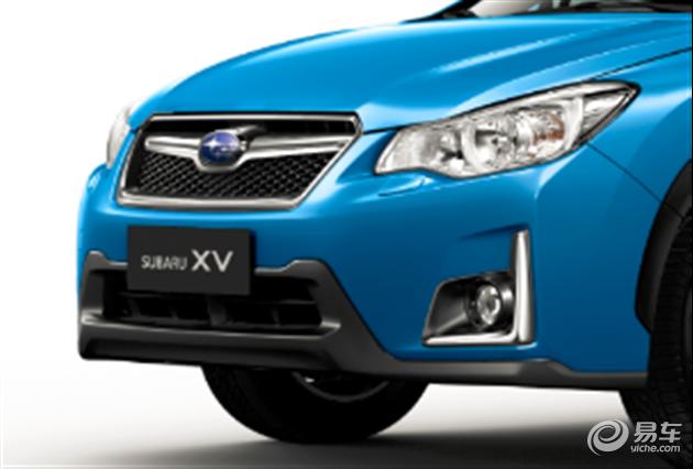 新款SUBARU XV上市 售价18.98-22.98万元