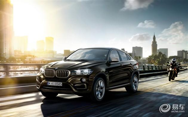 大连星之宝新BMW X6超越极限的驾驶性能