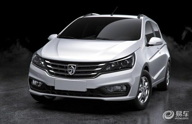 宝骏310发布 定位小型车/4月25日首发
