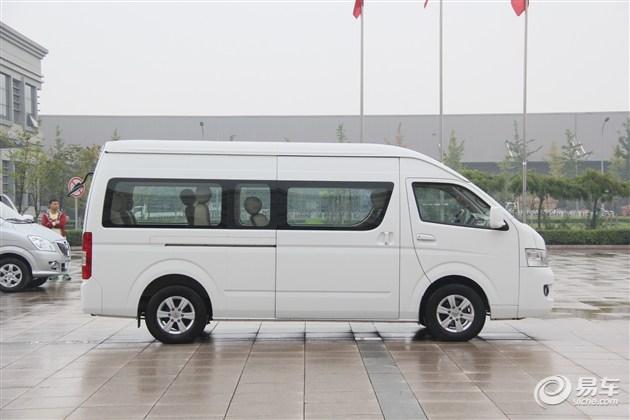 福田汽车风景g9上市 售9.26万-16.85万元