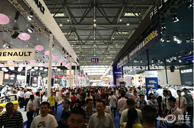 2016重庆车展圆满收官多品牌销量超1000台