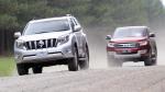 丰田普拉多硬派SUV 死磕福特撼路者