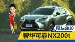 易车体验 奢华可靠NX200t