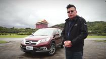 试驾新款本田CR-V 提升市场战斗力