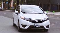 2015款本田飞度 搭配触控式自动空调