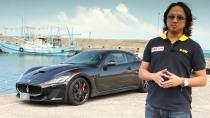 评测玛莎拉蒂GT MC Stradale 配V8引擎