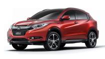 2016款本田HR-V小型SUV 造型前卫个性