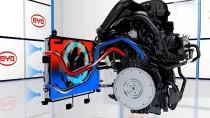 全新比亚迪秦 发动机冷却系统详细解析