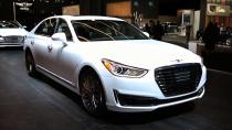 2017款Genesis G90 旗舰豪华轿车