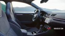 斯柯达速派SportLine 配全新运动型座椅