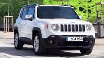 全新款Jeep自由侠 三大安全装备展示