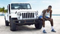 Jeep牧马人 篮球巨星保罗·乔治座驾