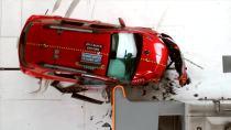 2015款昂科拉乘客侧 IIHS正面25%碰撞