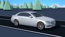 全新一代奔驰E级 增加主动变道辅助系统