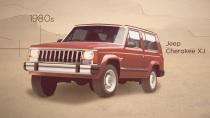 延续经典 Jeep汽车75年演变历程展示