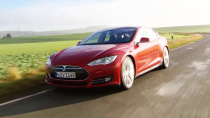 又快又持久 特斯拉Model S电动轿车