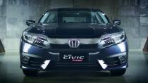 2016款本田思域 高配车型搭载全LED大灯