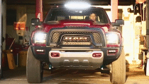 道奇公羊Rebel TRX概念车 搭载V8引擎