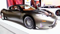 2016纽约车展 世爵C8 Preliator亮相