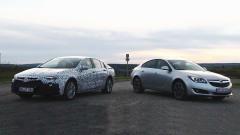 新款欧宝Insignia 车身加长车重减轻