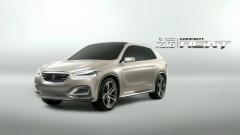 华晨宝马之诺Concept Next概念车