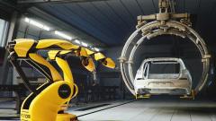 现代i30钢铁之心 车身材质采用高强度钢