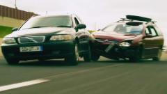 《偷天劫车手》预告 高速碰撞疯狂追杀