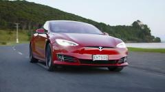 特斯拉Model S畅游新西兰 促可持续发展
