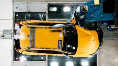 2018款沃尔沃XC60 正面25%碰撞测试