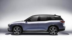 2018款蔚来ES8 七座高性能电动SUV