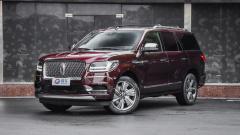 2018款林肯领航员 定位全尺寸SUV