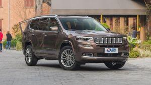 2018款 Jeep大指挥官 2.0T 四驱 御享版