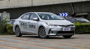 2018款 丰田卡罗拉 1.2T CVT GL-i 智辉版