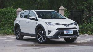 2018款 丰田RAV4荣放 2.0L CVT 两驱 风尚X版
