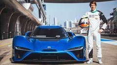 蔚来EP9上海赛道再创纪录 最快量产车