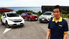 人气SUV争霸战 全新CR-V迎战CX-5/RAV4