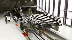 探秘工厂 特斯拉Model S生产过程全曝光