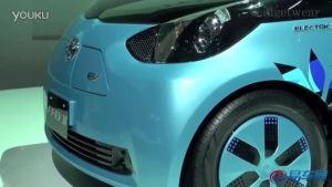 丰田FT-EV III电动车