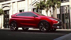 三菱XR-PHEV II概念车发布