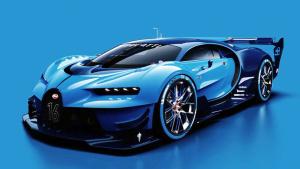 布加迪Vision GT概念车