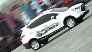 江淮瑞风SUV超级体验营