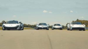 超级跑车赛道竞速预告