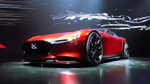 马自达RX-Vision概念车