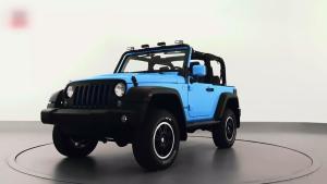 Mopar改装Jeep牧马人