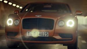 宾利飞驰W12 S凸显运动风