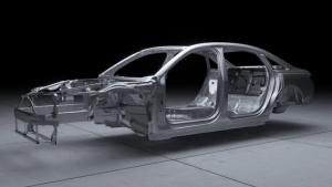奥迪A8多材料空间框架详解