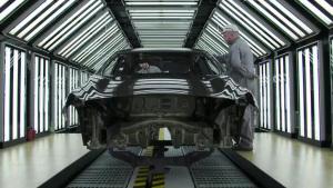 英菲尼迪Q30生产过程曝光