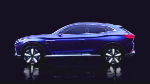 荣威Vision-E概念车发布