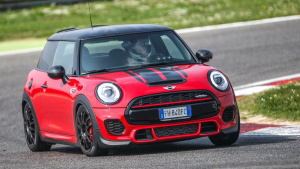 MINI JCW Petrolhead版展示